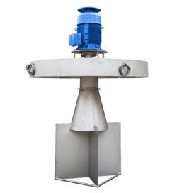 Drijvend uitgevoerd en daardoor gemakkelijk en overal in te zetten. Behaal hoge resultaten met de Entec oppervlaktebeluchters.