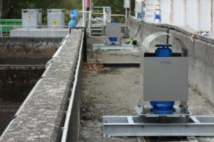 Entec gaat voor echte duurzaamheid! Als extra optie kunnen de motorreductoren worden voorzien van een regenkap, waardoor de levensduur toeneemt.